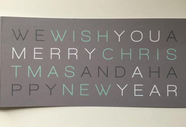 Frohe Weihnachten und einen guten Rutsch ins neue Jahr !!!
