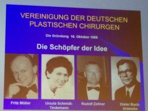 49. Jahrestagung der Deutschen Gesellschaft der Plastischen, Rekonstruktiven und Ästhetischen Chirurgen - 13.-15. September 2018 in Bochum